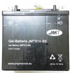 Bateria jmt ytx14-bs gel
