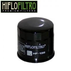 Filtro aceite hiflofiltro hf138 suzuki y varias marcas