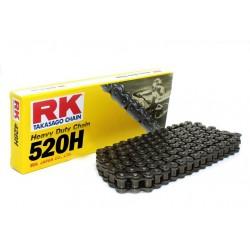Cadena rk 520h con 102 eslabones