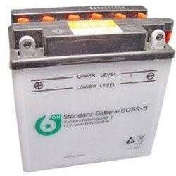Bateria 6-on yb9-b