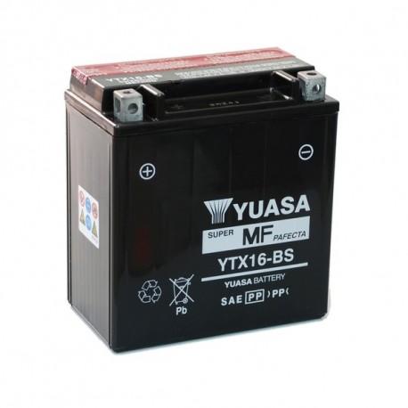 Bateria yuasa ytx16-bs