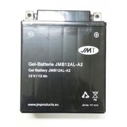 Bateria jmt yb12al-a2 gel