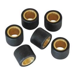 Rodillos de variador minarelli scooter 50 15x12 mm 5,2gr.